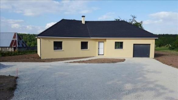 Maison à vendre .(94 m²)(JEUFOSSE) avec (MAISONS FRANCE STYLE)