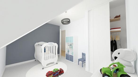Maison+Terrain à vendre .(115 m²)(ESCAUDAIN) avec (Maisons Phénix Valenciennes)