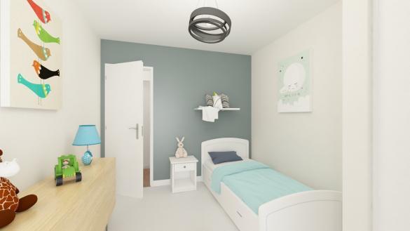 Maison+Terrain à vendre .(124 m²)(DOUCHY LES MINES) avec (Maisons Phénix Valenciennes)
