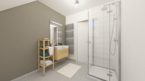Maison+Terrain à vendre .(132 m²)(NESLE) avec (Maisons Phénix Amiens)