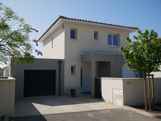 Maison+Terrain à vendre .(80 m²)(LE POUGET) avec (LATTES CONSTRUCTION)