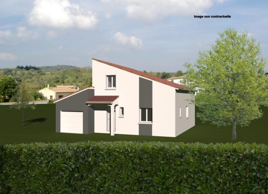 Maison+Terrain à vendre .(VOLVIC) avec (MAISONS CONCEPT 2000)