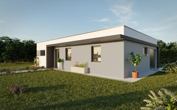 Maison+Terrain à vendre .(97 m²)(SEPPOIS LE BAS) avec (MAISONS CRISALIS)