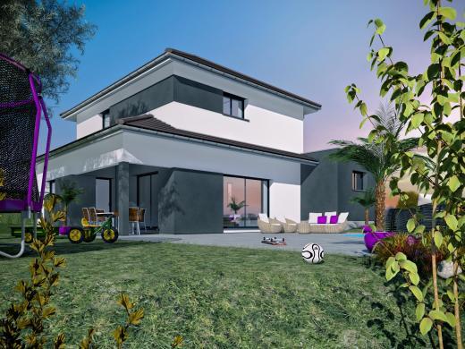 Maison+Terrain à vendre .(138 m²)(HIRSINGUE) avec (MAISONS CRISALIS)