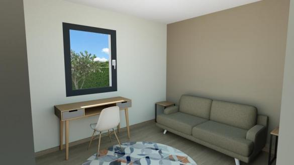 Maison à vendre .(107 m²)(VOLVIC) avec (MAISONS ELAN)