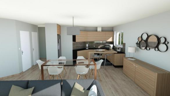 Maison à vendre .(111 m²)(VOLVIC) avec (MAISONS ELAN)