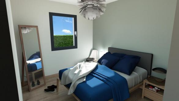 Maison à vendre .(88 m²)(VERTAIZON) avec (MAISONS ELAN)