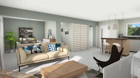 Maison à vendre .(102 m²)(CLERMONT FERRAND) avec (MAISONS ELAN)