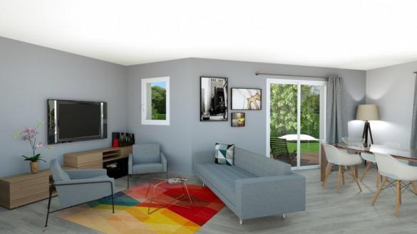 Maison à vendre .(95 m²)(RIOM) avec (MAISONS ELAN)