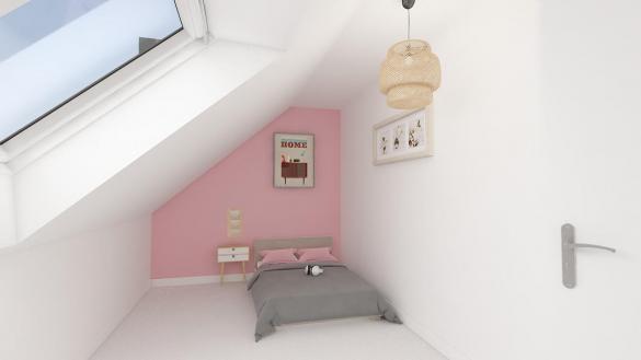 Maison+Terrain à vendre .(105 m²)(DIEUDONNE) avec (MAISONS PHENIX MOISSELLES/BAILLET EN FC)
