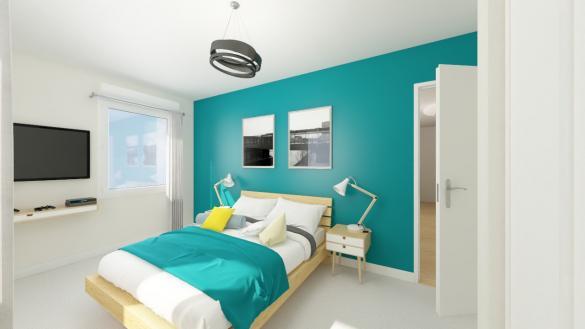 Maison+Terrain à vendre .(124 m²)(ESTREES SAINT DENIS) avec (MAISONS PHENIX MOISSELLES/BAILLET EN FC)