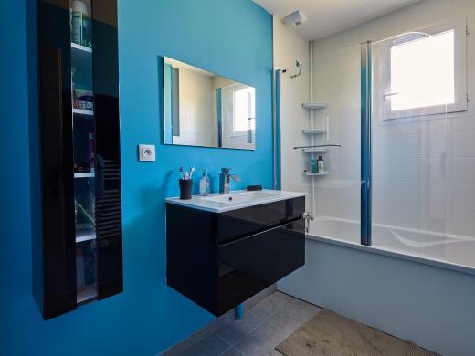 Maison+Terrain à vendre .(102 m²)(NOAILLES) avec (MAISONS PHENIX MOISSELLES/BAILLET EN FC)