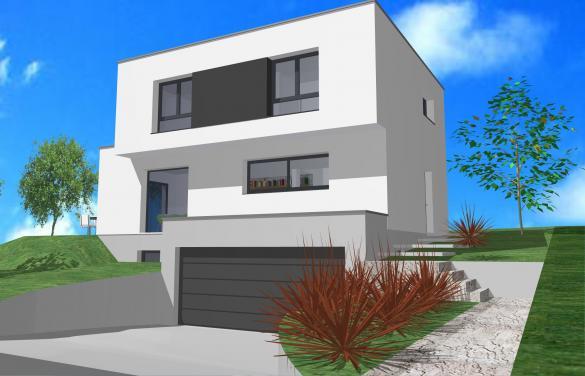 Maison+Terrain à vendre .(120 m²)(LARGITZEN) avec (CREAGES)