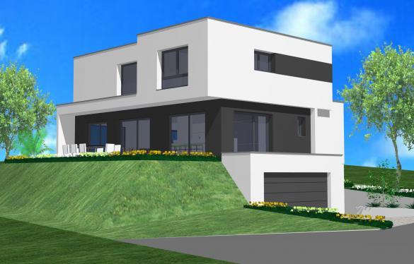 Maison+Terrain à vendre .(120 m²)(BRUNSTATT) avec (CREAGES)