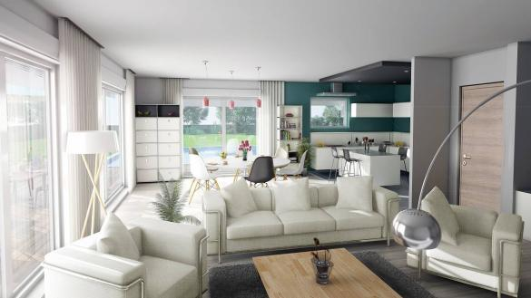 Maison à vendre .(100 m²)(LUTZELHOUSE) avec (SOCIETE MAISONS HANAU)