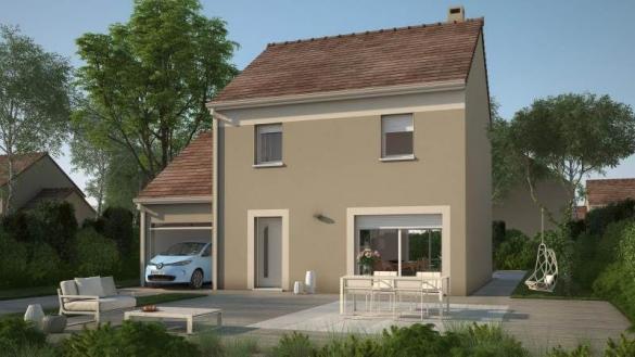 Maison+Terrain à vendre .(91 m²)(LA CHAPELLE SAINT MESMIN) avec (MAISONS FRANCE CONFORT)