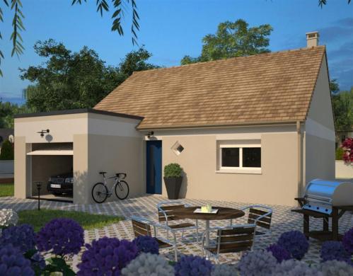 Maison+Terrain à vendre .(88 m²)(SAINT SULPICE) avec (MAISONS FRANCE CONFORT)