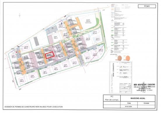 Maison+Terrain à vendre .(97 m²)(DOMMARTIN) avec (MAISONS AXIAL)