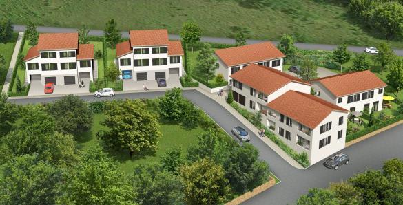 Maison+Terrain à vendre .(87 m²)(GLEIZE) avec (MAISONS AXIAL)
