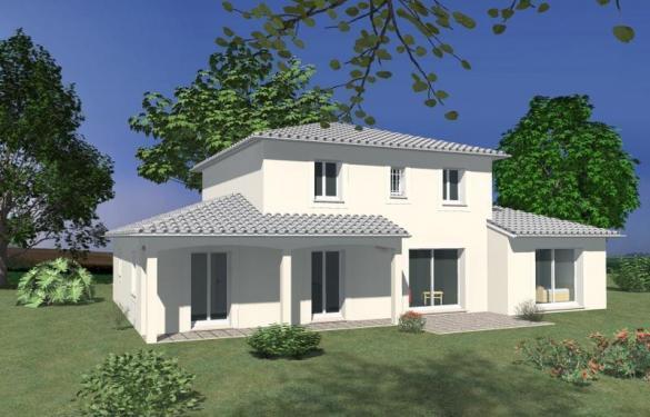 Maison à vendre .(105 m²)(ALISSAS) avec (MAISON IDEALE 26)