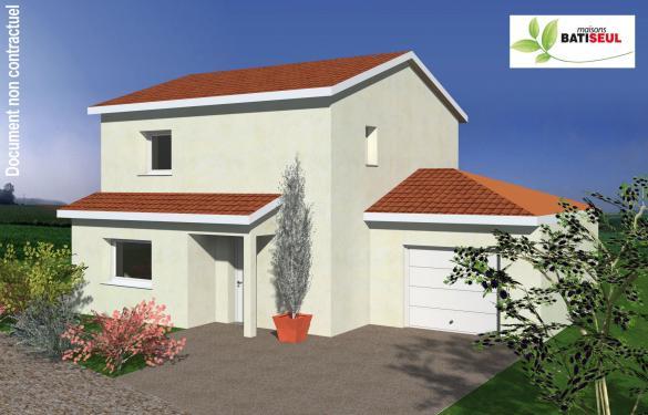 Maison+Terrain à vendre .(SAINT CYPRIEN) avec (MAISONS BATISEUL)