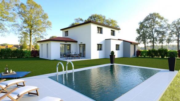 Maison+Terrain à vendre .(LENTILLY) avec (SOREL S A)