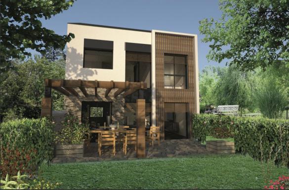 Maison+Terrain à vendre .(360 m²)(ECQUEVILLY) avec (GROUPE DIOGO FERNANDES)