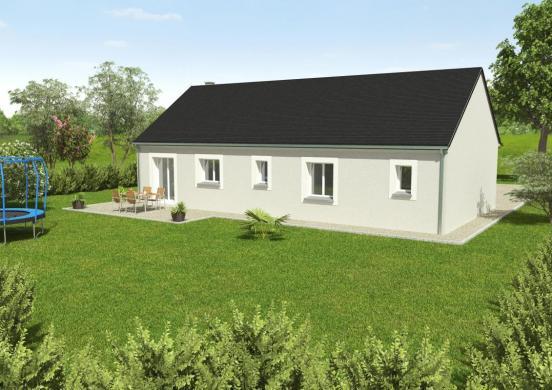 Maison+Terrain à vendre .(86 m²)(NERON) avec (GROUPE DIOGO FERNANDES)