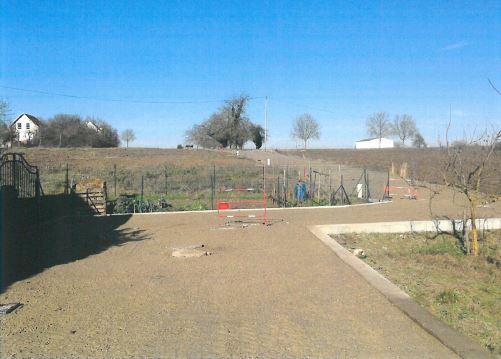 Terrain à vendre .(619 m²)(SAESSOLSHEIM) avec (MAISONS OIKOS)
