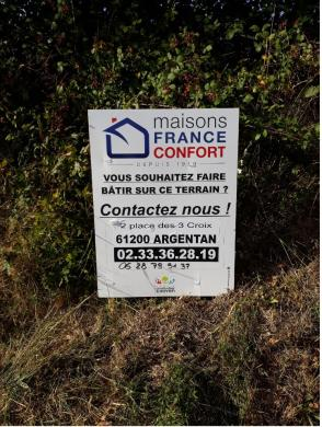 Maison+Terrain à vendre .(60 m²)(COUTERNE) avec (MAISONS FRANCE CONFORT)