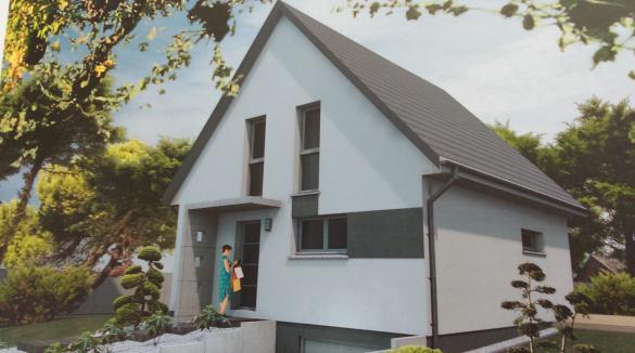 Maison à vendre .(108 m²)(DURRENENTZEN) avec (LYCENE)