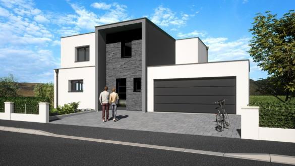 Maison à vendre .(160 m²)(SENTHEIM) avec (EUROMAISONS)