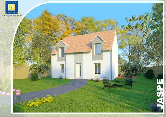 Maison+Terrain à vendre .(105 m²)(ROZAY EN BRIE) avec (COFIDIM)