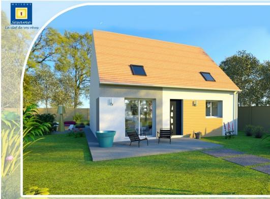 Maison+Terrain à vendre .(75 m²)(ARPAJON) avec (COFIDIM)