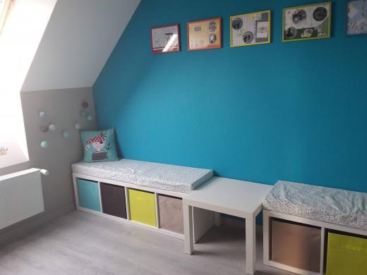 Maison+Terrain à vendre .(107 m²)(FONTAINE LE BOURG) avec (Maison Castor Rouen)