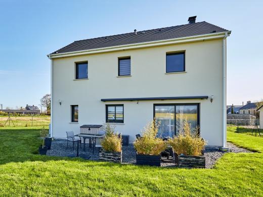 Maison+Terrain à vendre .(102 m²)(YVETOT) avec (Maison Castor Rouen)