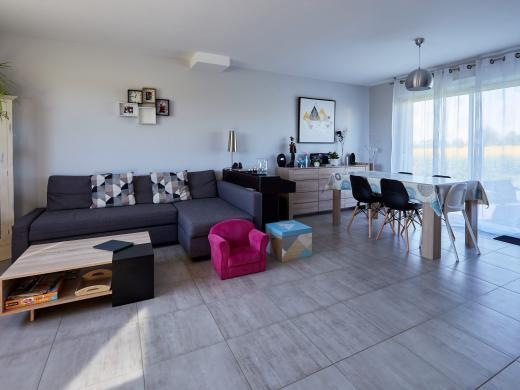 Maison+Terrain à vendre .(102 m²)(SAINT AUBIN LES ELBEUF) avec (Maison Castor Rouen)