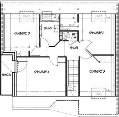 Maison+Terrain à vendre .(107 m²)(YMARE) avec (Maison Castor Rouen)