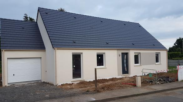 Maison+Terrain à vendre .(102 m²)(LISIEUX) avec (GEOXIA NORD OUEST)