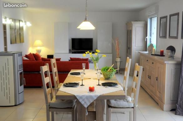 Maison+Terrain à vendre .(100 m²)(LISIEUX) avec (GEOXIA NORD OUEST)