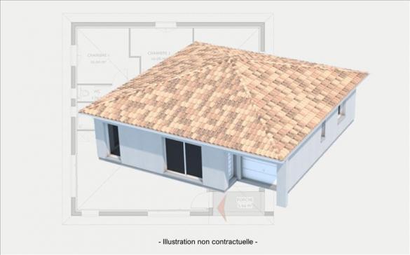 Maison+Terrain à vendre .(83 m²)(LA TESTE DE BUCH) avec (Bourse de l Immobilier La Teste)