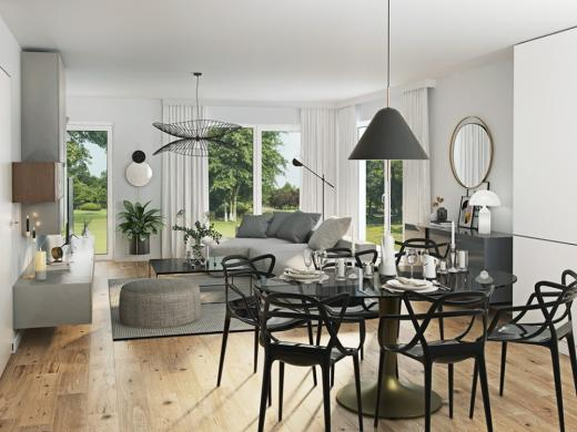 Maison+Terrain à vendre .(115 m²)(CESNY BOIS HALBOUT) avec (MAISONS FRANCE CONFORT)