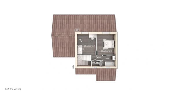 Maison+Terrain à vendre .(95 m²)(FOS SUR MER) avec (LES MAISONS DE MANON)