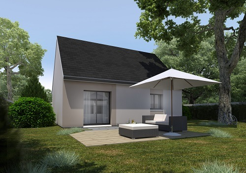Maison+Terrain à vendre .(69 m²)(GISORS) avec (HABITAT CONCEPT)