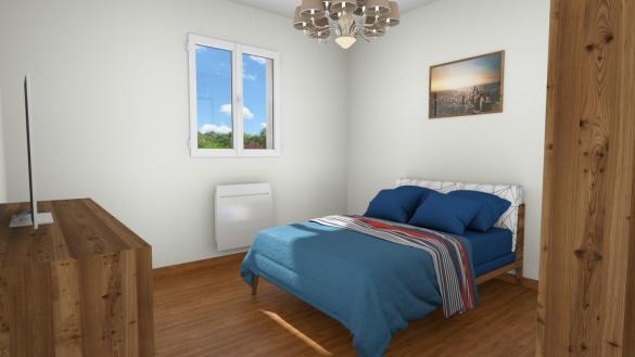 Maison+Terrain à vendre .(40 m²)(CRIEL SUR MER) avec (Maisons Arlogis Normandie)