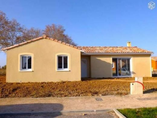 Maison à vendre .(100 m²)(BRAM) avec (MAISONS COTE SOLEIL 11)