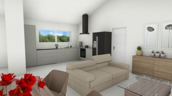 Maison à vendre .(90 m²)(LIMOUX) avec (MAISONS COTE SOLEIL 11)