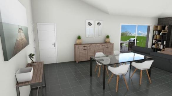 Maison à vendre .(110 m²)(LAURAGUEL) avec (MAISONS COTE SOLEIL 11)