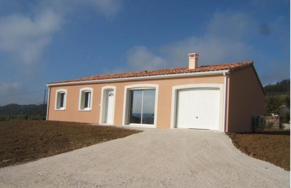 Maison à vendre .(110 m²)(LARRA) avec (ESQUISS BEAUZELLE)