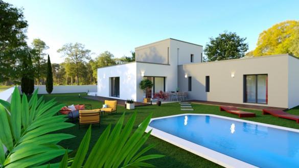 Maison à vendre .(115 m²)(CORNEBARRIEU) avec (ESQUISS BEAUZELLE)